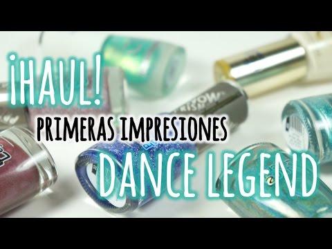 HAUL! | Primeras Impresiones Dance Legend