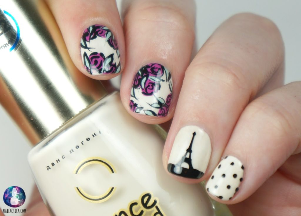 rosas freehand con dance legend